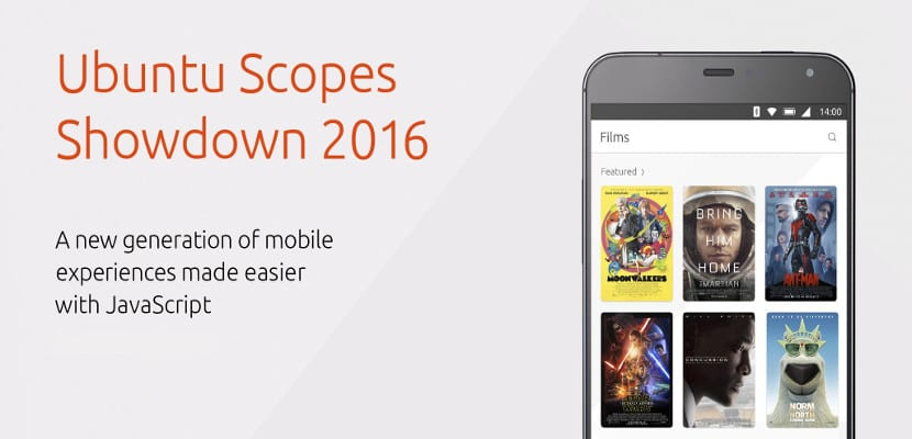 Ubuntu Scopes Showdown 2016