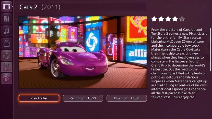 ubuntu for tv