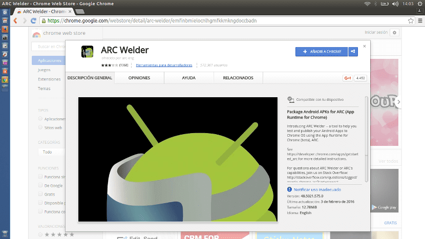 ARC-welder