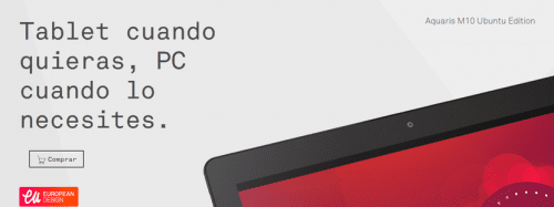 BQ Aquaris M10 Ubuntu Edition para reservar