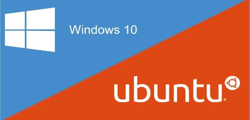 windows 10 y ubuntu