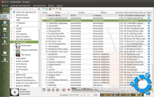 Clemenine en Ubuntu Mate