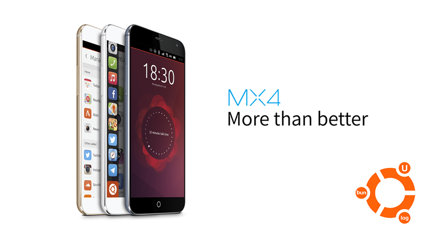 Meizu MX4 Ubunu Edition