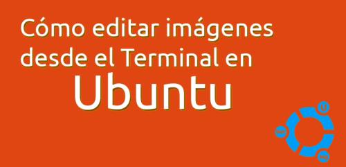 Editar imagenes en Ubuntu