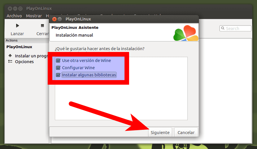 Instalar Photoshop en Ubuntu