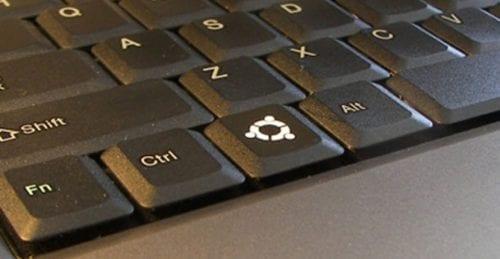 Teclas de ubuntu