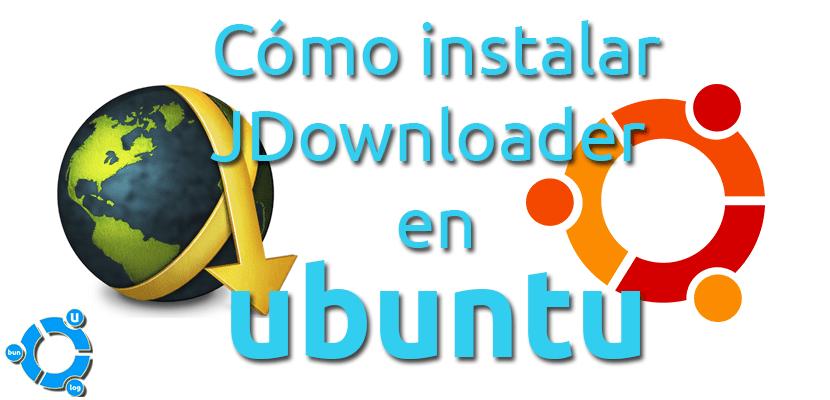 JDownloader en Ubuntu