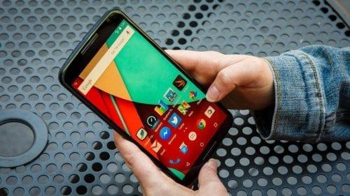 Nexus 6 de Google