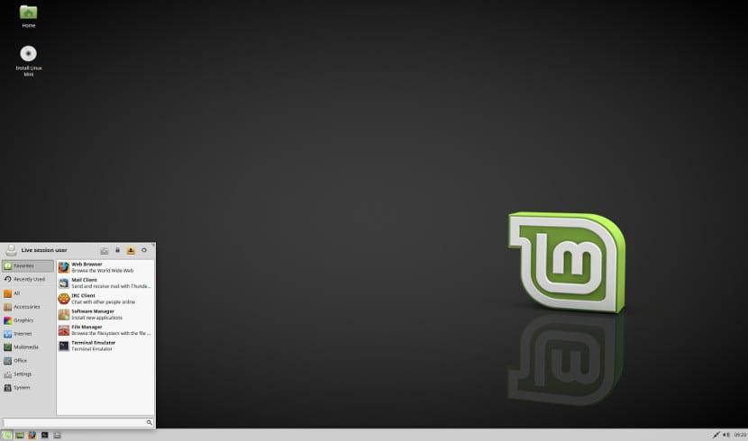 Linux Mint 18 Xfce