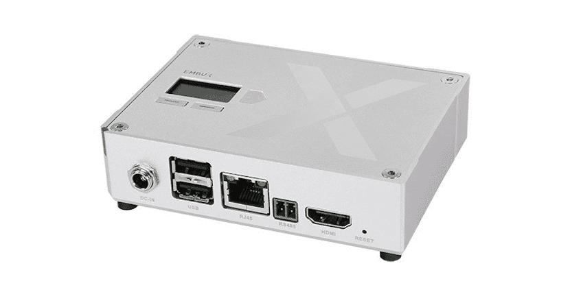 Logic Supply Mini PC