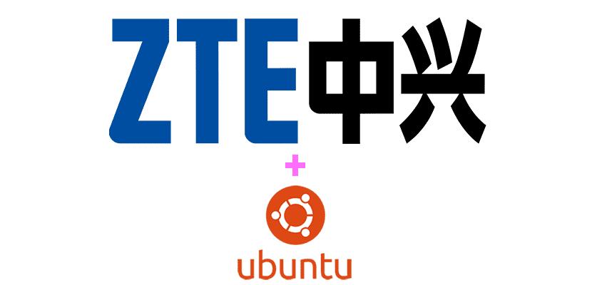 ZTE y Ubuntu