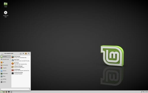 Linux Mint 18 Xfce Edition