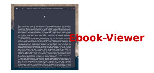 Ebook-Viewer