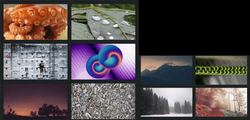 Ganadores concurso fondos de Ubuntu Gnome 16.10