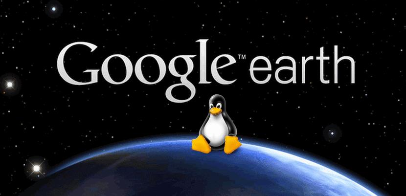 Google Earth Linux Tux