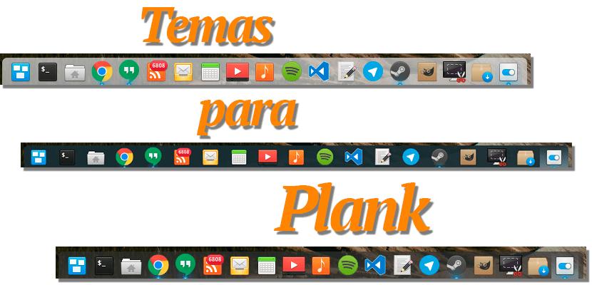 Temas para Plank