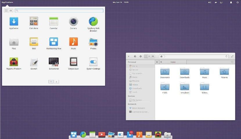 Elementary OS 0.4 Loki