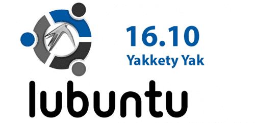 Lubuntu 16.10