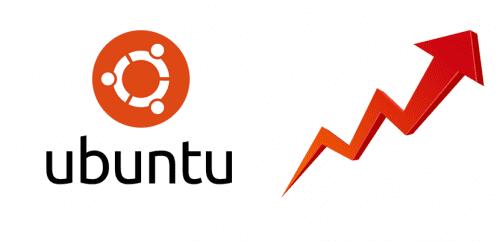 Ubuntu sube