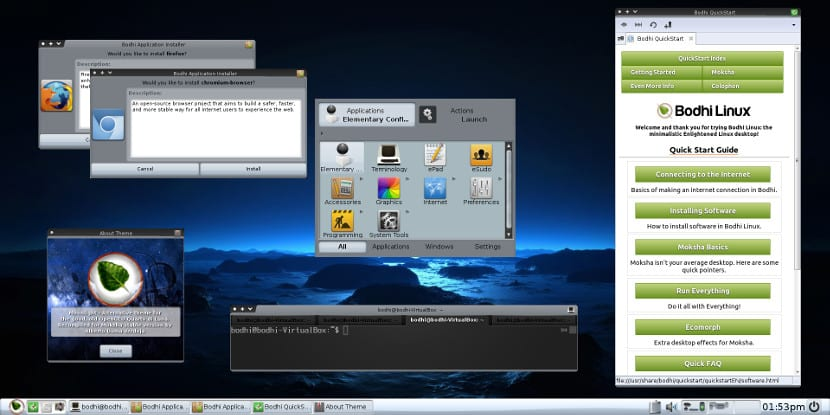 Bodhi Linux 4