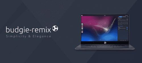 Budgie Remix/Ubuntu Budgie