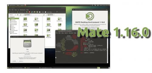 MATE 1.16 en Ubuntu MATE 16.10