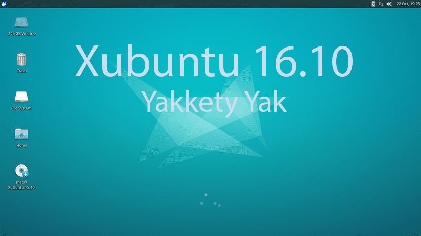 Xubuntu 16.10