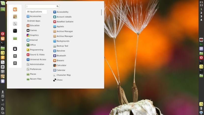Cinnamon 3.2 en Linux Mint 18.1