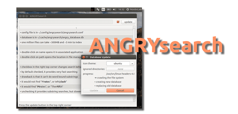 ANGRYsearch