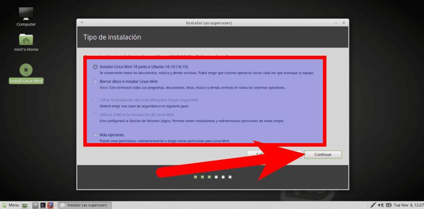 Tutorial para Instalar Linux Mint