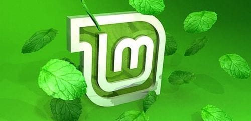 Logotipo de Linux Mint