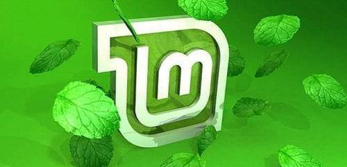 Logotipo de Linux Mint