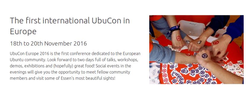 UbuCon Europe