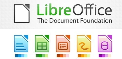 Logotipos de LibreOffice
