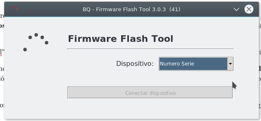 BQ Flash tool