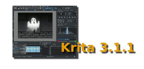 Krita 3.1.1