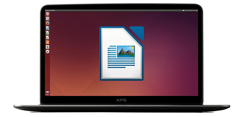 Writer en Ubuntu