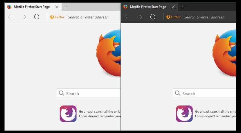 Mozilla Firefox y Microsoft Edge