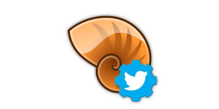 Nautilus -Twitter-Uploader