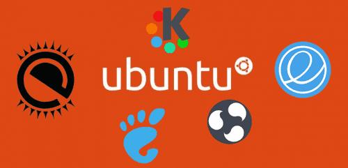 Escritorios populares de ubuntu