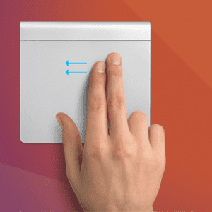 Cómo añadir los gestos multitáctiles de Mac a tu PC con Ubuntu