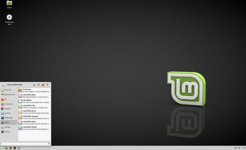 Linux Mint 18.1 Serena