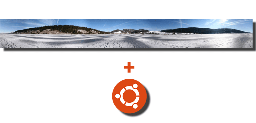 Imágenes panorámicas en Ubuntu