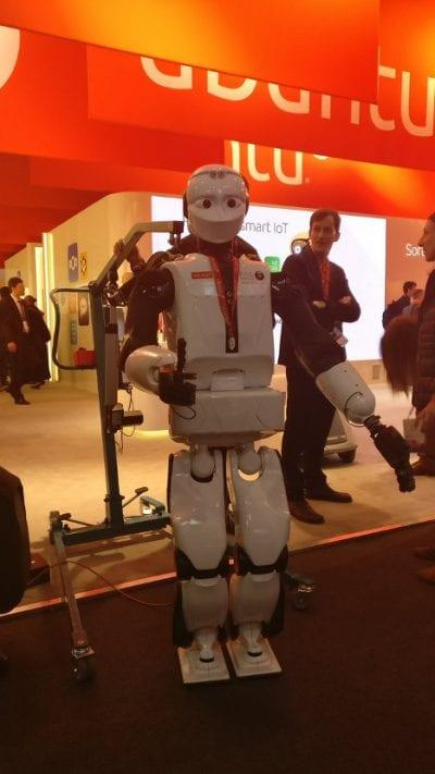 Ciborg de Pal Robotics