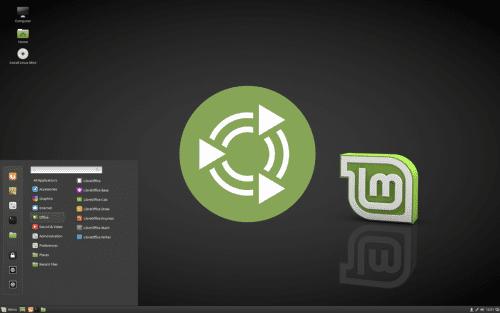 Ubuntu MATE con imagen de Linux Mint
