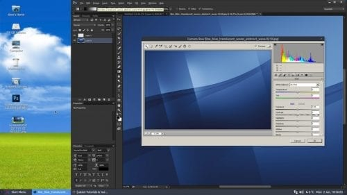 photoshop linux