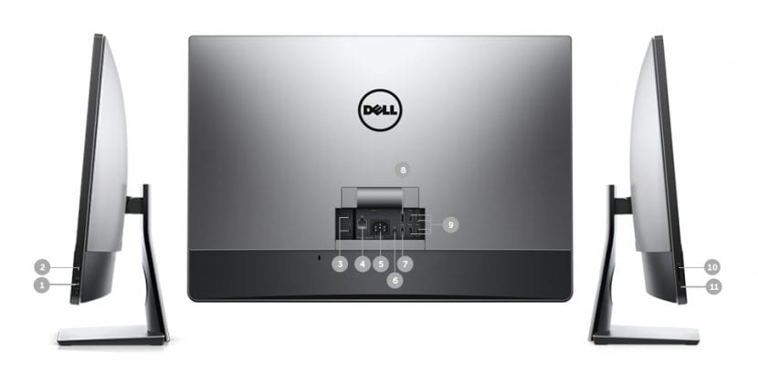 Dell Precision 5720 All in One
