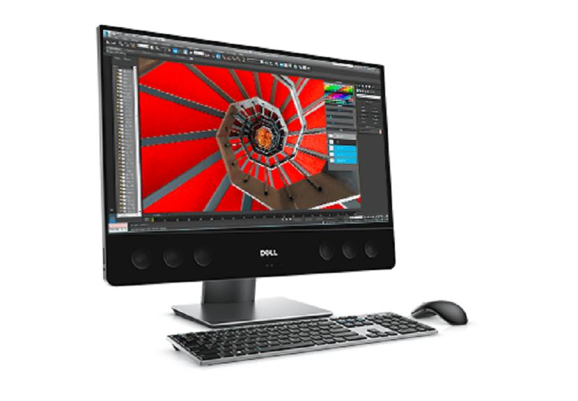 Dell Precision 5720 All in One
