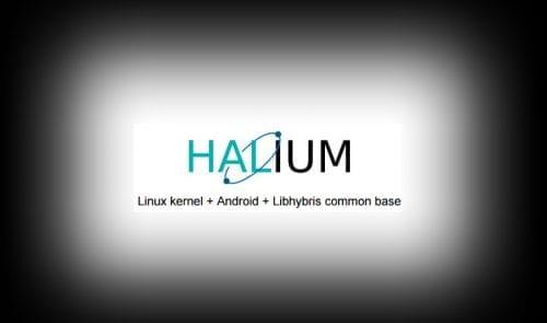 Proyecto Halium