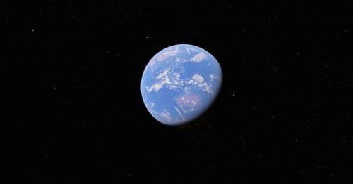 Nuevo Google Earth 18